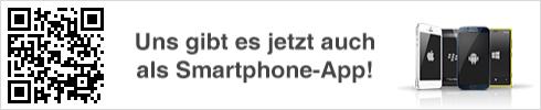 App fürs Smartphone