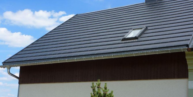 Neu im Programm – Metall-Dachpfannenprofil Quadro