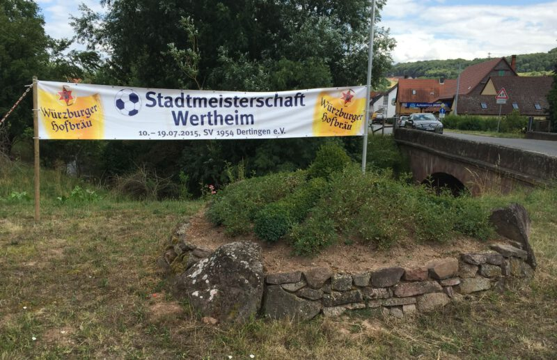 42. Wertheimer Stadtmeisterschaft in Dertingen